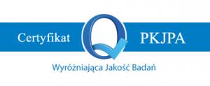 Certyfikat PKJPA